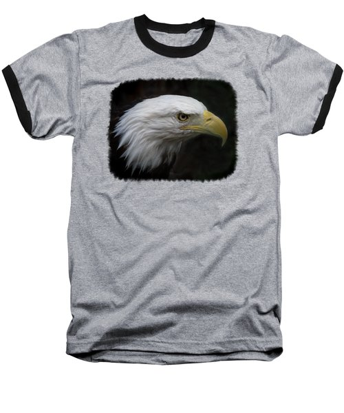 American Bald Eagle Baseball T-Shirt