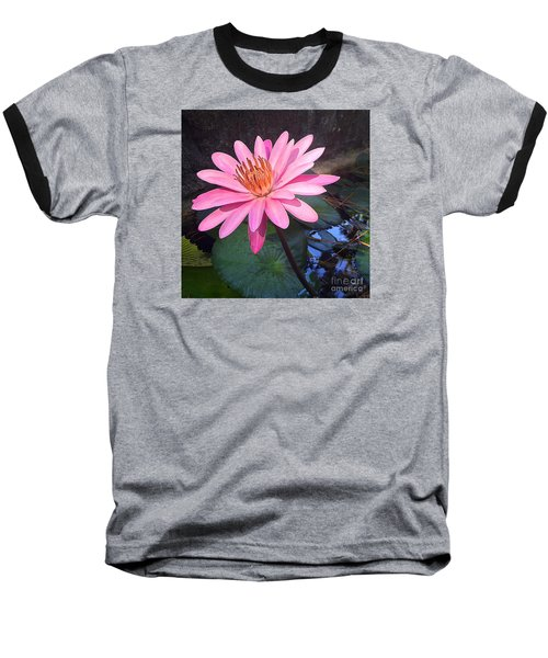 Full Bloom Baseball T-Shirt
