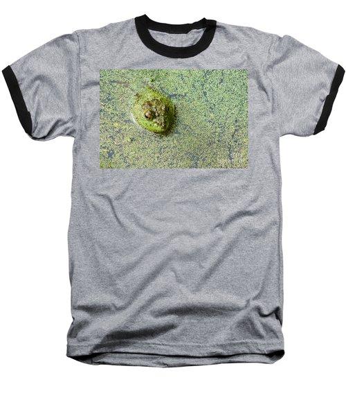 American Bullfrog Baseball T-Shirt