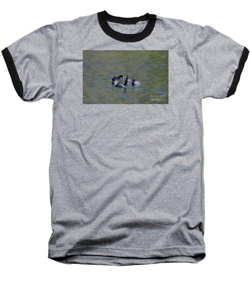 American Coots 20120405_278a Baseball T-Shirt