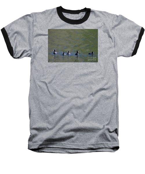 American Coots 20120405_280a Baseball T-Shirt