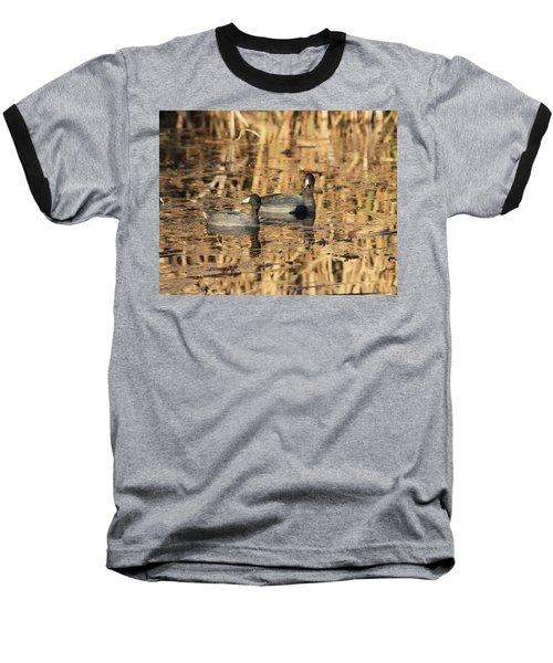 American Coots Baseball T-Shirt