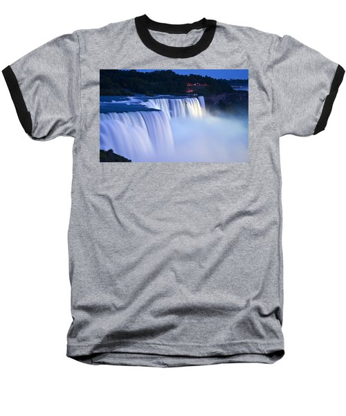 American Falls Niagara Falls Baseball T-Shirt