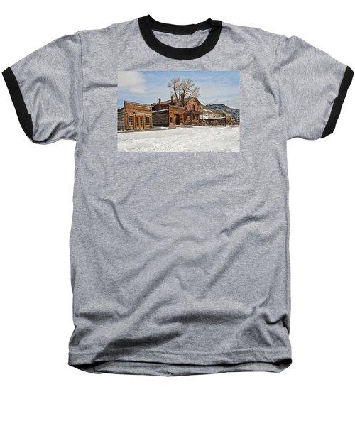 American Ghost Town Baseball T-Shirt