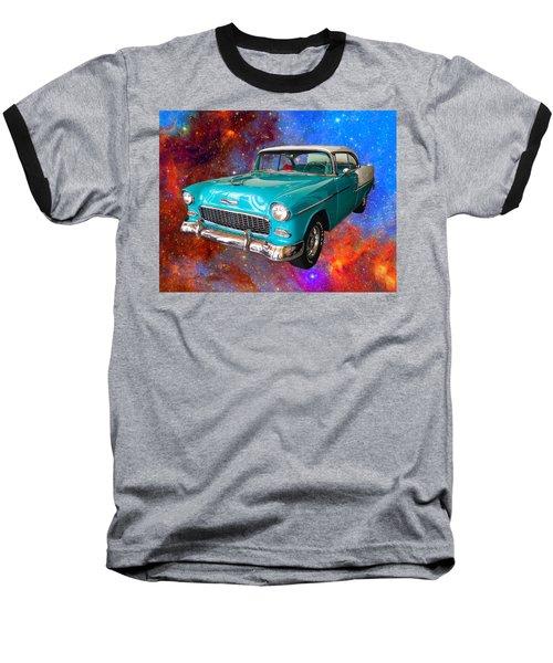 American Jewel  Baseball T-Shirt by Carlos Avila