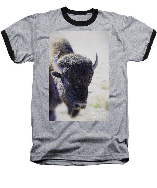 American Life  Baseball T-Shirt