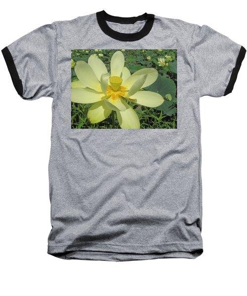 American Lotus Baseball T-Shirt