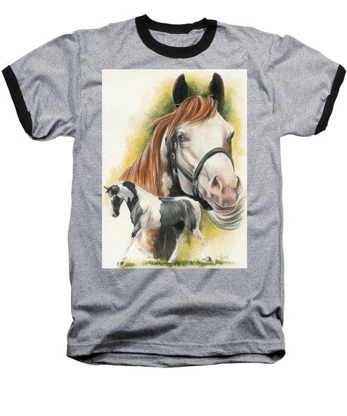 American Paint Baseball T-Shirt