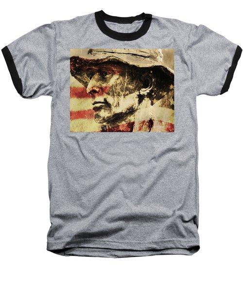 American Patriot Baseball T-Shirt