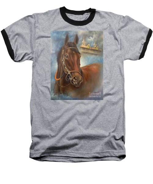 American Pharoah Baseball T-Shirt