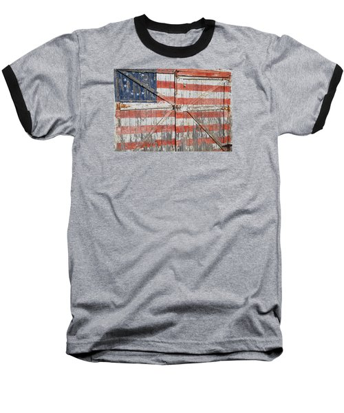 American Pride Baseball T-Shirt