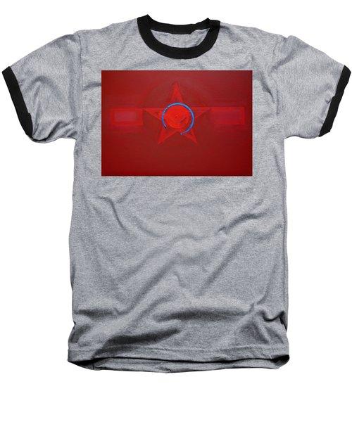 American Sky Blue Baseball T-Shirt