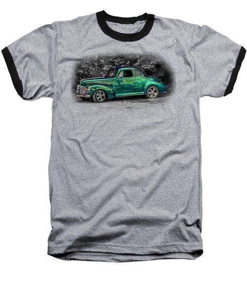 American Steel - 1939 Studebaker Champion Baseball T-Shirt by Barry Jones