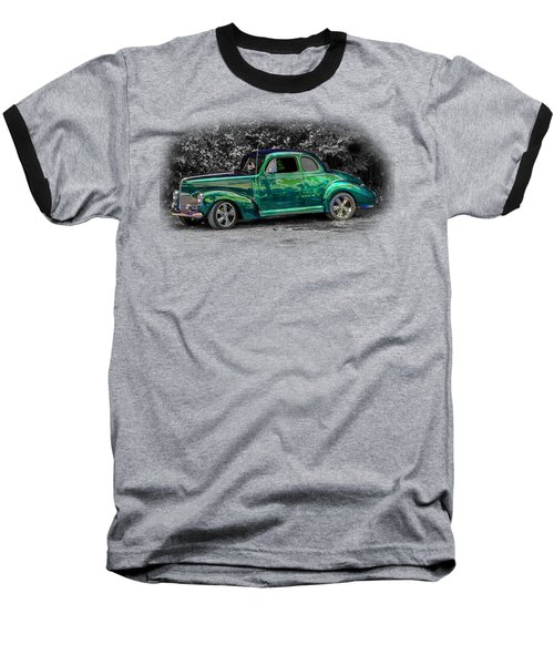 American Steel - 1939 Studebaker Champion Baseball T-Shirt