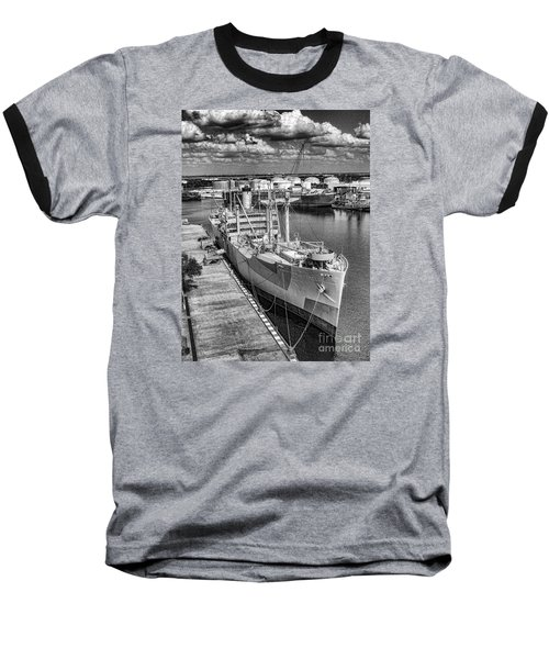 Baseball T-Shirt featuring the photograph American Victory by Ken Frischkorn