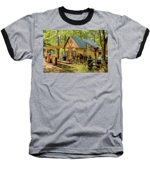 Americana  Baseball T-Shirt