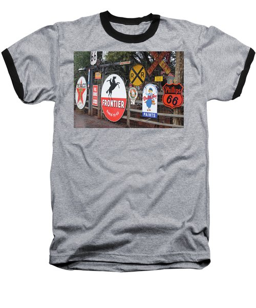 Americana Rt.66 Baseball T-Shirt