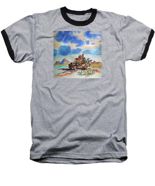 America's New Breed Baseball T-Shirt