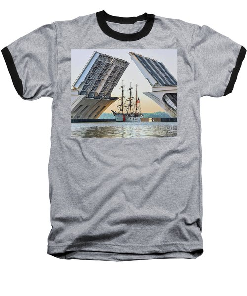 America's Tall Ship Baseball T-Shirt