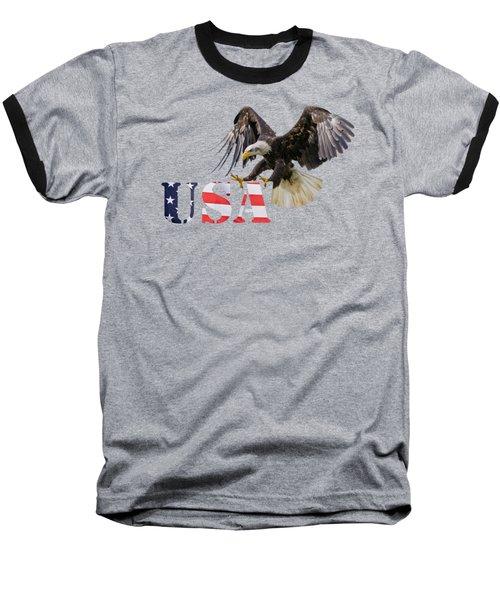 Americ's Eagle Baseball T-Shirt