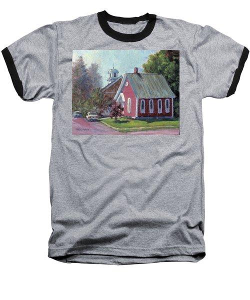 Amherst Chapel Baseball T-Shirt