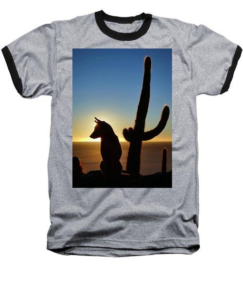 Baseball T-Shirt featuring the photograph Amigo by Skip Hunt