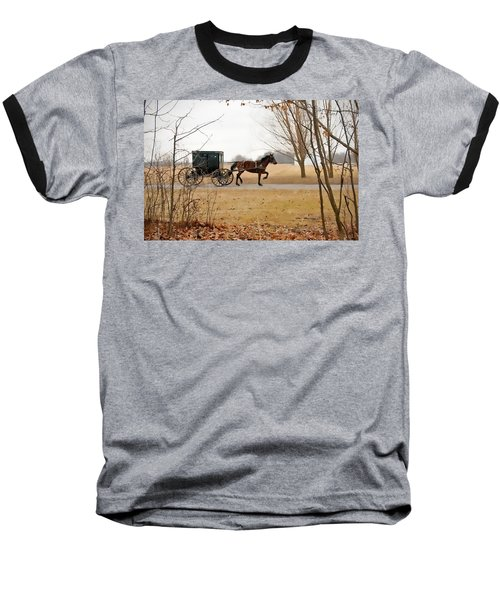 Amish Dream 1 Baseball T-Shirt