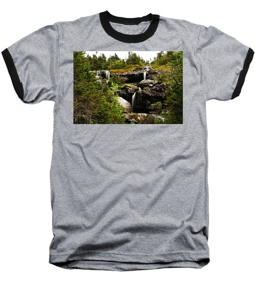 Ammonoosuc Falls Baseball T-Shirt