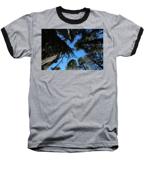 Among Giants Baseball T-Shirt