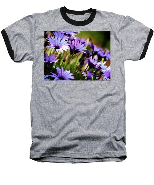 Among The Flowers Baseball T-Shirt