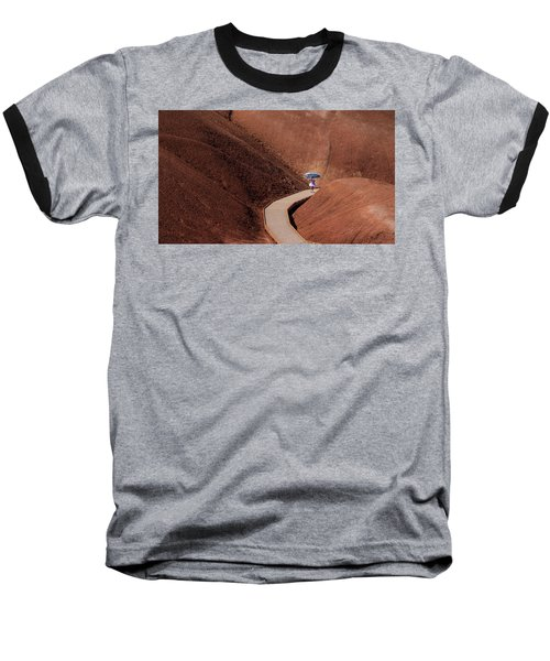 Among The Painted Hills Baseball T-Shirt