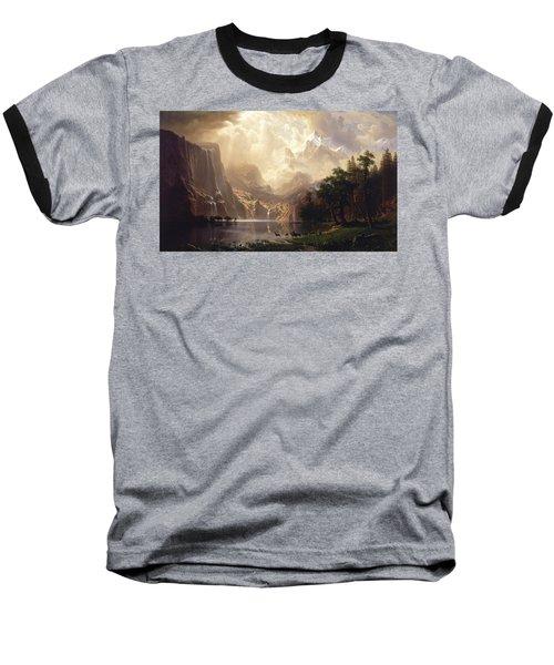 Among The Sierra Nevada Baseball T-Shirt