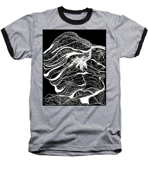Amphitheatre Bundanon Baseball T-Shirt