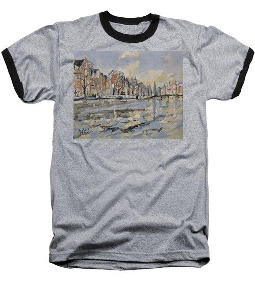 Amstel Amsterdam Baseball T-Shirt
