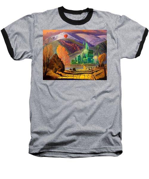 Oz, An American Fairy Tale Baseball T-Shirt