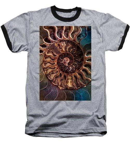 An Ancient Shell Baseball T-Shirt