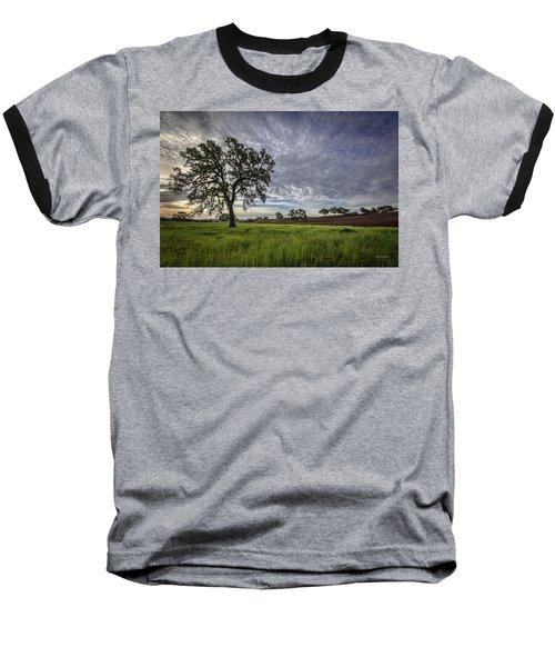 An April Sunday Morning Baseball T-Shirt