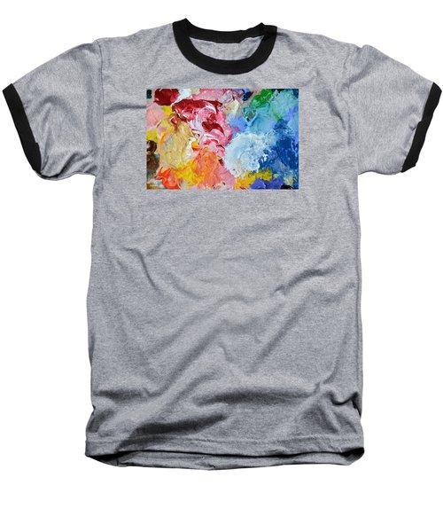 An Artful Blend Baseball T-Shirt