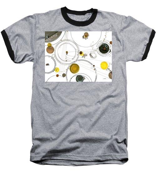 An Astronomical Misunderstanding Baseball T-Shirt