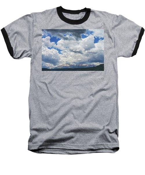 An Aureole Of Sanctity  Baseball T-Shirt