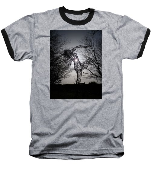 An Eclipse Of The Heart? Baseball T-Shirt