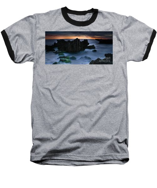 An Escape Baseball T-Shirt