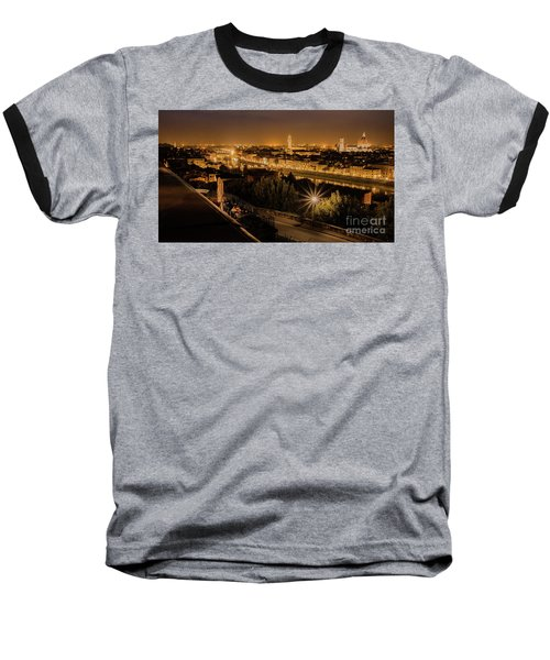 An Evening In Florence Baseball T-Shirt
