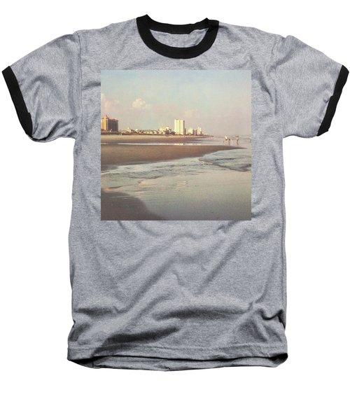 An Evening Walking The Grand Strand Baseball T-Shirt