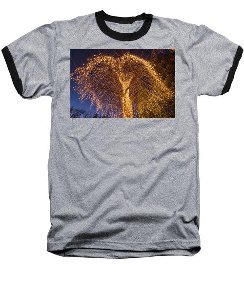 An Extrinsic Element  Baseball T-Shirt