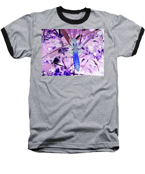 An Instant, A Beating Of Wings 2 Baseball T-Shirt