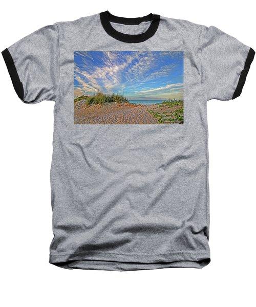 An Invitation - Florida Seascape Baseball T-Shirt