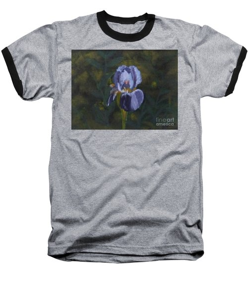 An Iris In My Garden Baseball T-Shirt