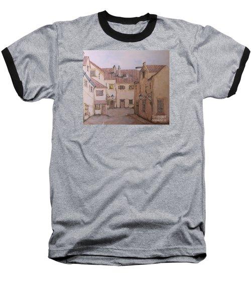 An Ode To Charles Dickens  Baseball T-Shirt by Annemeet Hasidi- van der Leij