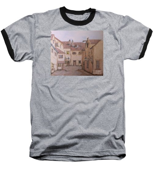 An Ode To Charles Dickens  Baseball T-Shirt